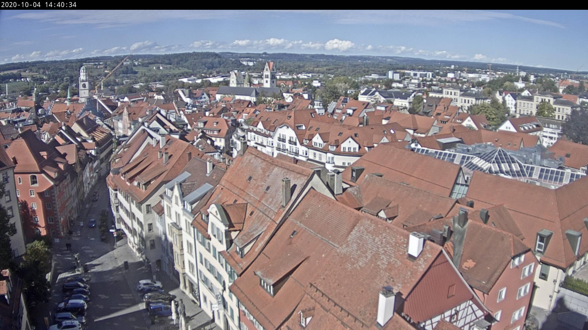 Webcam Ravensburg Veitsburg