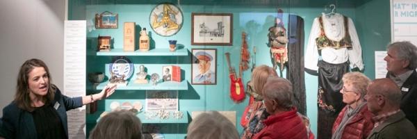 Ausstellung Heimat | Fremde - Gastarbeiter in Ravensburg