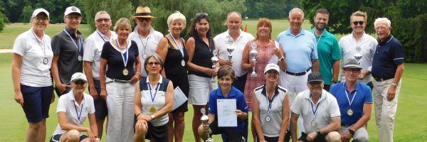 Stadtmeisterschaft Golf