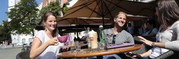 Café Marienplatz