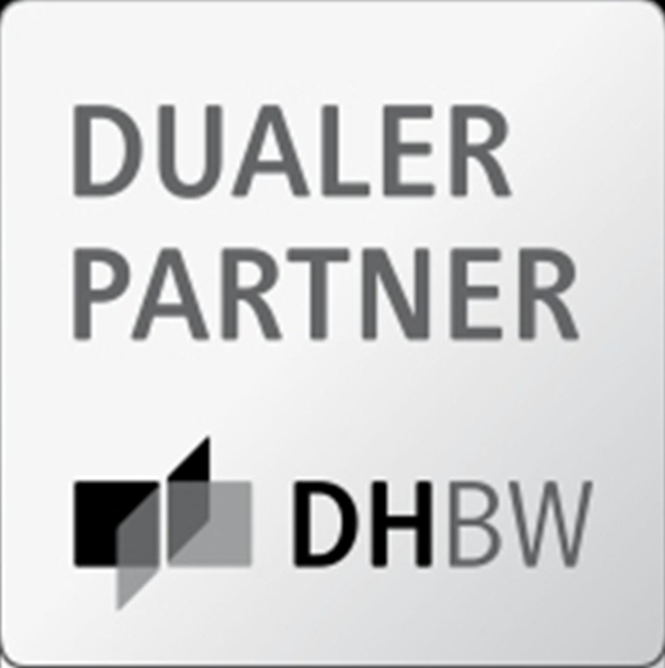 Partner der Dualen Hochschule Baden-Württemberg. Dualer Partner. Flyer  Bachelor of Arts, Sozialwirtschaft
