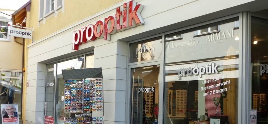 suche nach echtem kostengünstig tolle Auswahl pro optik GmbH | Stadt Ravensburg