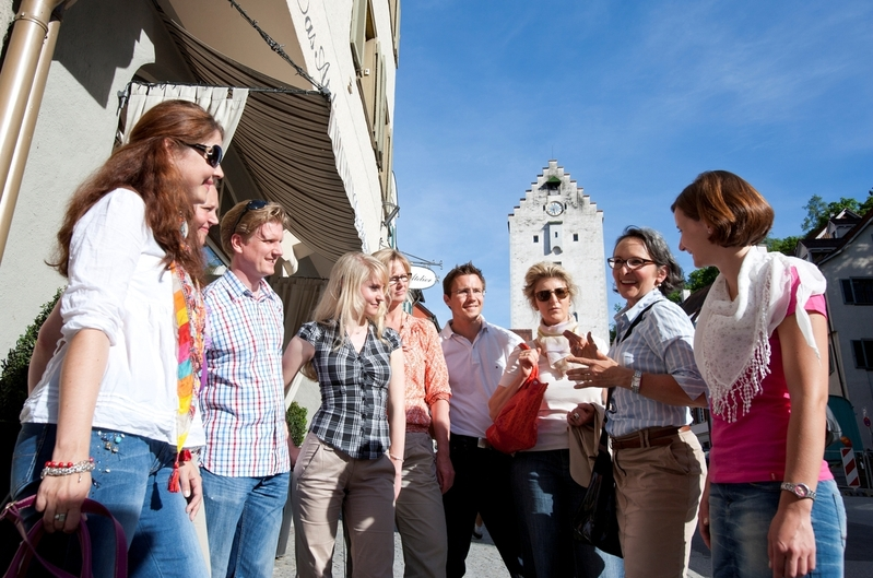 Guided tour in Ravensburg